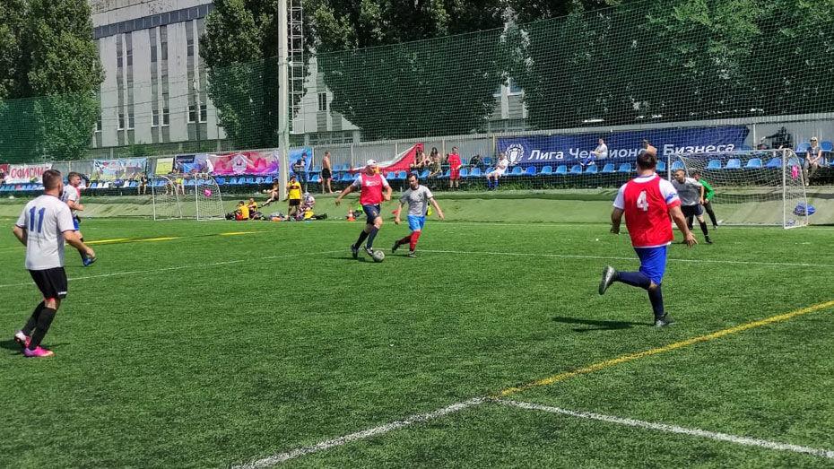 Футболисты «РВК-Воронеж» стали призерами «Лиги Чемпионов Бизнеса»