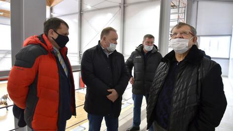 Депутат Госдумы Аркадий Пономарев оценил новый ФОК в Воронеже