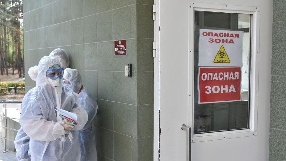 COVID-19 за сутки диагностировали у 308 воронежцев