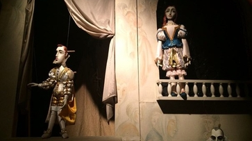 Воронежский театр кукол отменил спектакли из-за свиного гриппа