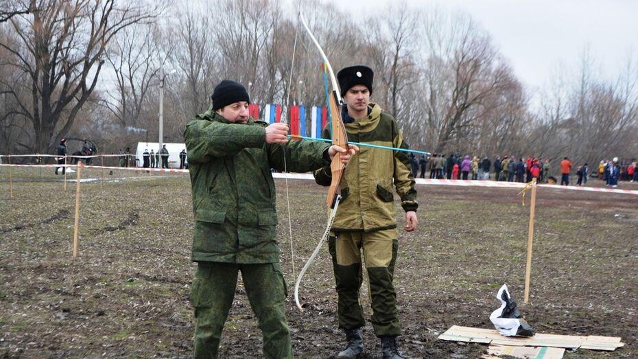 В Калаче определили победителей межрайонного турнира казачьей молодежи