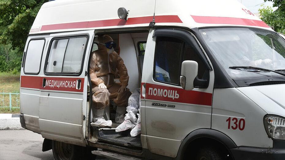 Коронавирус за сутки обнаружили у 115 жителей Воронежской области