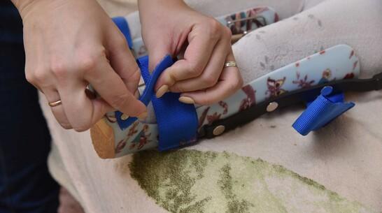 В Воронежской области появится детский микрореабилитационный центр на дому