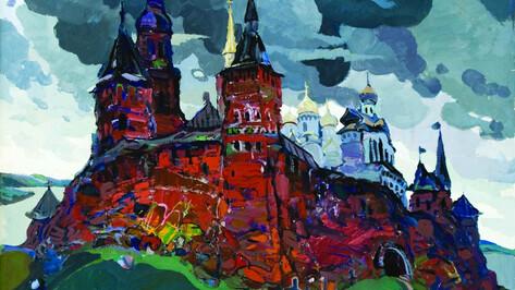 В Воронеже откроют выставку живописи, графики и скульптуры Василия Криворучко