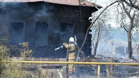 В Воронежской области при пожаре погибли 5 человек