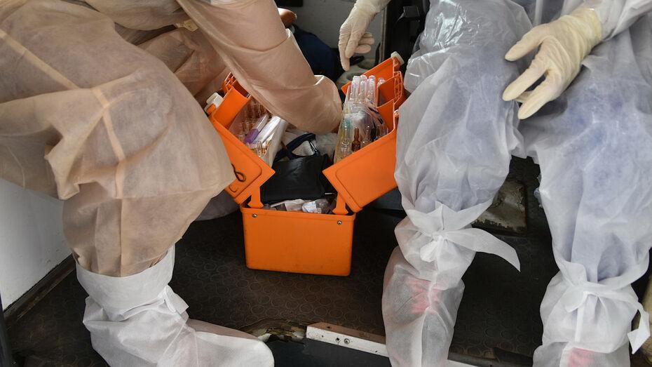 Коронавирусом заболели еще 98 воронежцев