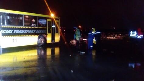 Воронежский губернатор выразил соболезнования семьям погибших в ростовской авиакатастрофе