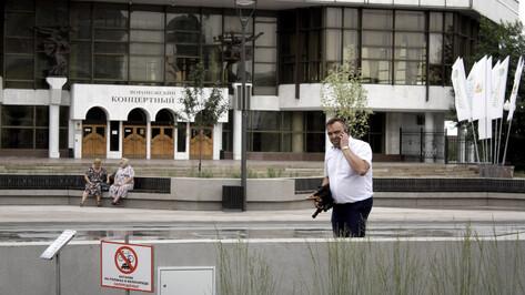 Замминистра ЖКХ в Воронеже обратил внимание на таблички с запретами