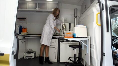 Зерно на воронежских полях оперативно оценят две мобильные лаборатории