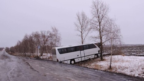Два ребенка получили травмы в ДТП с автобусом в Воронежской области
