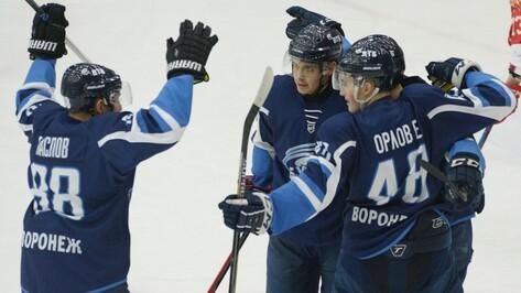 Воронежский «Буран» победил в Перми