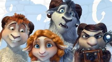 Воронежский мультфильм «Волки и овцы» выйдет в апреле 2016