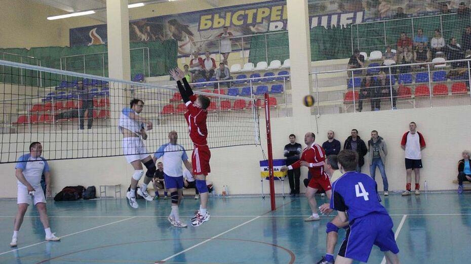 В Калаче прошло первенство района по волейболу