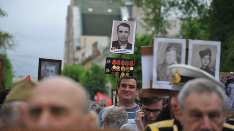 Организаторы объявили время трансляции «Бессмертного полка»
