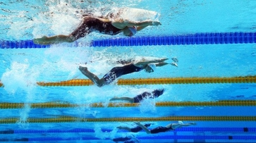 Воронежские пловчихи взяли «серебро» и бронзу на чемпионате Европы в Португалии