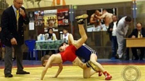 Межрегиональный турнир по вольной борьбе состоится в Воронеже 20 декабря