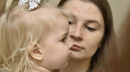 Воронежскую малышку со СМА госпитализировали после закрытия многомиллионного сбора