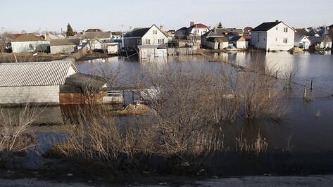 В Воронежской области запретили строиться в местах подтоплений