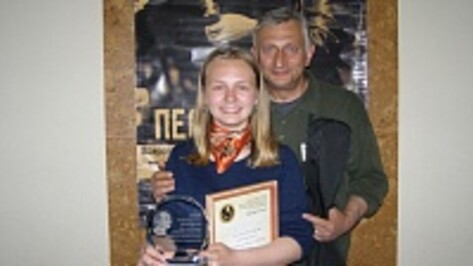 Воспитанница Рамонской школы искусств стала лауреатом Всероссийского фестиваля авторской песни и поэзии «Песня Булата»