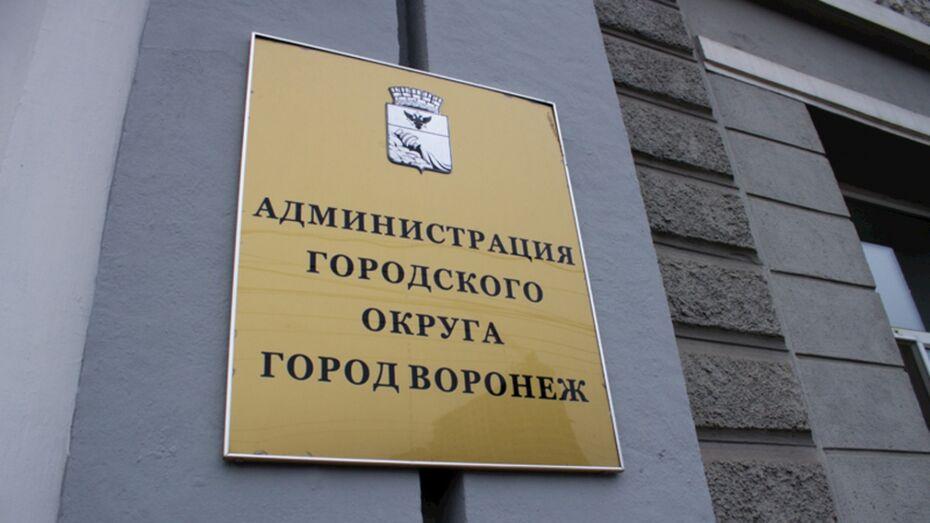 В мэрии Воронежа создадут новое подразделение