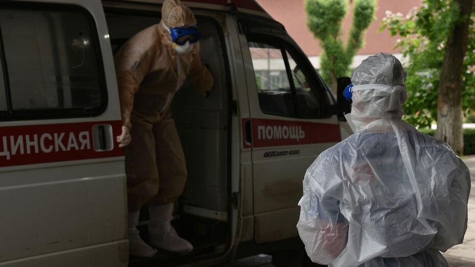 Коронавирус выявили у 158 жителей Воронежской области за сутки