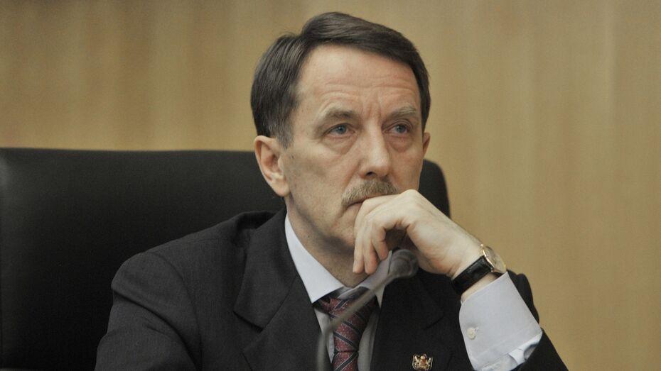 Глава Воронежской области вошел в топ-10 национального рейтинга губернаторов-2017