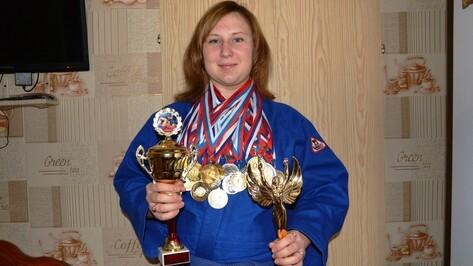 Поворинская дзюдоистка вошла в сборную России