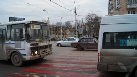 Власти Воронежа объявят второй «транспортный» аукцион в феврале