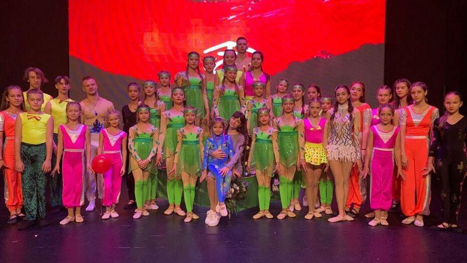 Россошанские акробаты завоевали Гран-при российско-китайского фестиваля «Дружба»