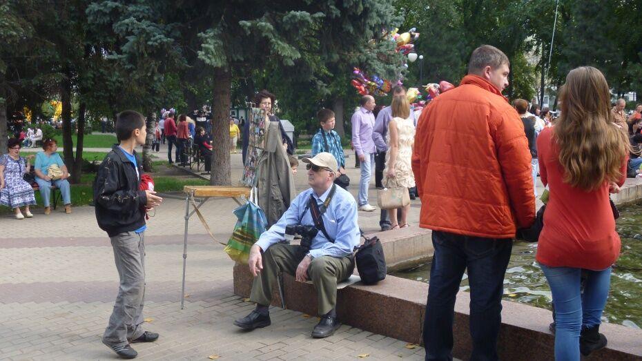 Бесплатные концерты в Кольцовском сквере Воронежа начнутся 7 мая