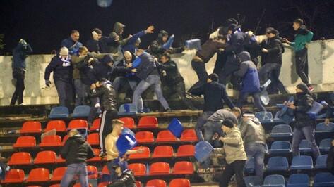 Воронежские чиновники предложат механизмы борьбы с футбольными хулиганами