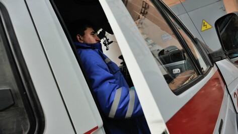 Пьяный житель Воронежской области пострадал при опрокидывании «ВАЗа»