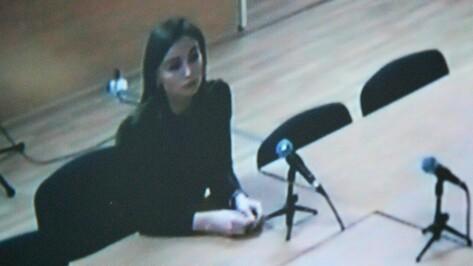 Воронежский суд допросил бывшую жену Александра Кержакова по делу о мошенничестве