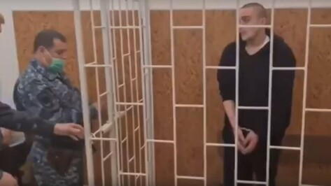 Воронежца отправили на полгода в колонию-поселение за осквернение мемориала ВОВ