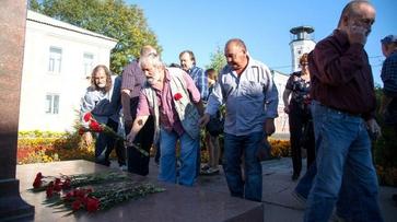 В Острогожске открылся «Академический пленэр» с участием известных художников