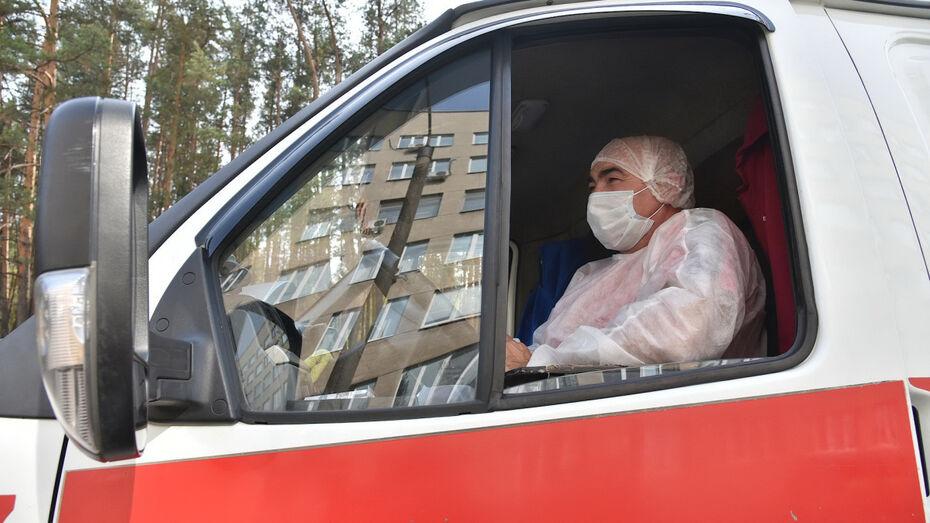 Сражающиеся с COVID-19 воронежские медики уже получили 1,3 млрд рублей