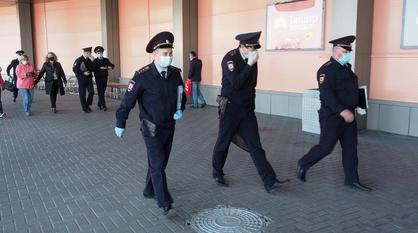 Круглосуточные рейды по проверкам антиковидных норм будут проходить в Воронежской области
