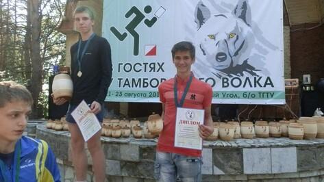 Острогожский спортсмен стал призером Всероссийских соревнований по спортивному ориентированию