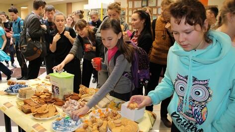 Аннинские школьники собрали деньги для детей с тяжелыми заболеваниями