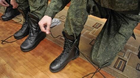 На воинскую службу в осенний призыв отправились 1 344 жителя Воронежской области