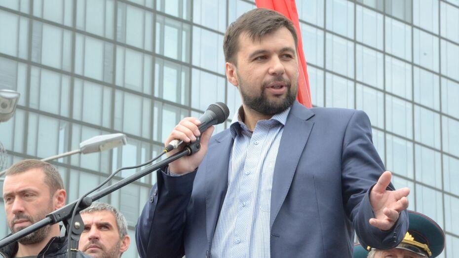 Зампред Народного совета ДНР в Воронеже: «Люди хотят скорее вернуться домой»