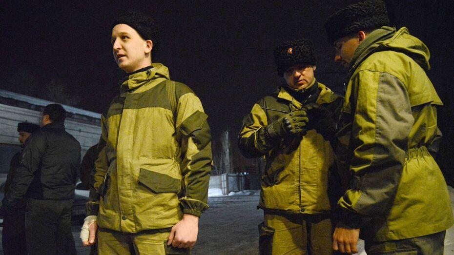 Воронежские казаки выступят в Москве на митинге «Антимайдан»