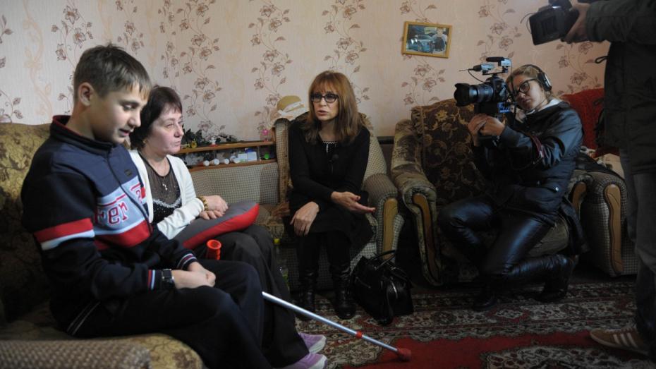 Елена Ростропович поможет Светлане Трубниковой переехать в Воронеж