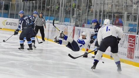 Воронежский «Буран» обыграл ТХК 2:0