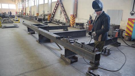 Власти Воронежской области помогут сельскому заводу получить льготный кредит от ФРП