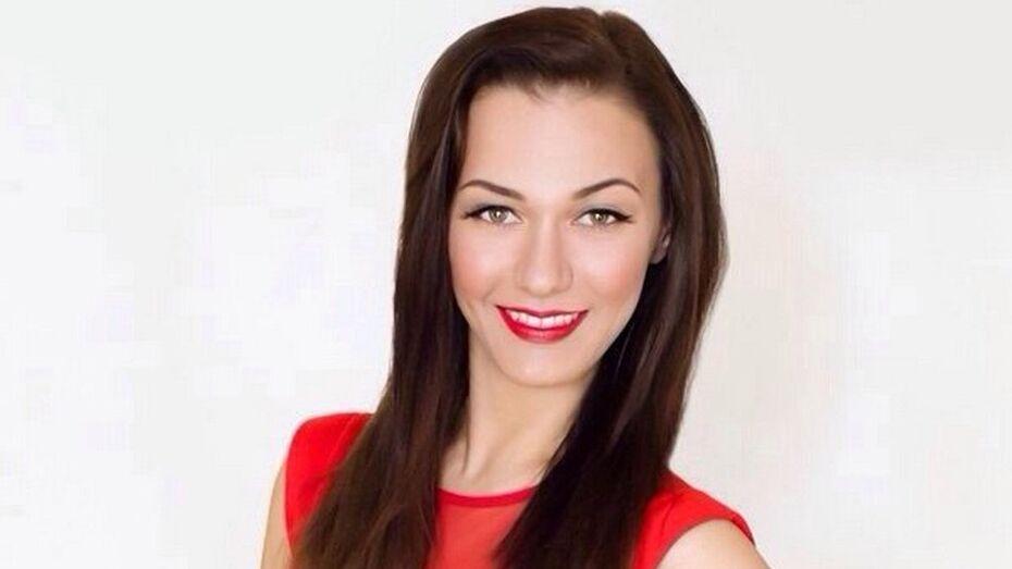 Воронежская студентка поборется за титул «Мисс Интернет»