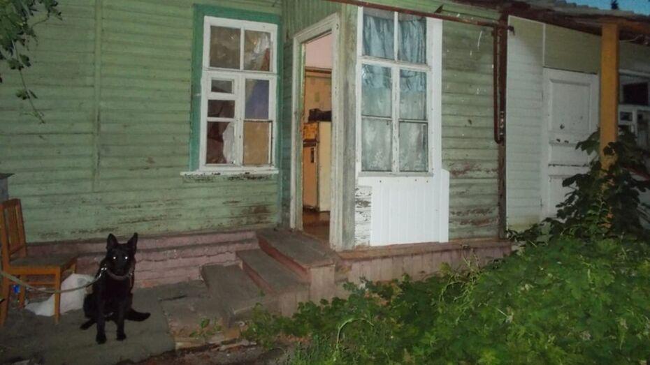 Житель Борисоглебска устроил в своем доме наркопритон