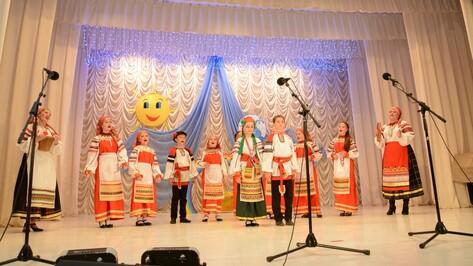 В Острогожске прошел районный творческий конкурс