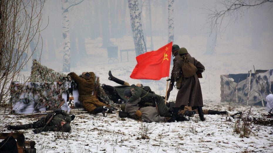 В Кашире впервые пройдет историческая реконструкция «Освобождение советских граждан»