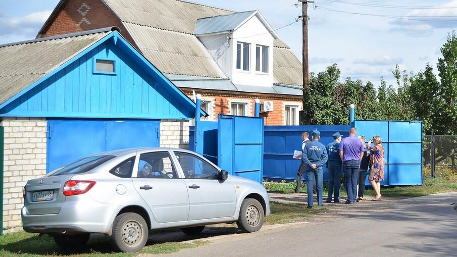 Двойное убийство 1 сентября в Семилукском районе